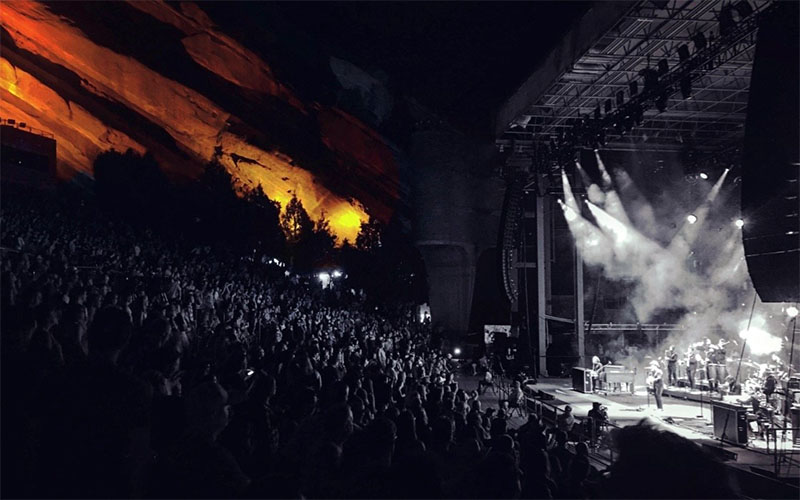 radio red rocks