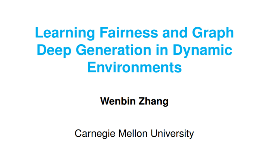 learning-fairness