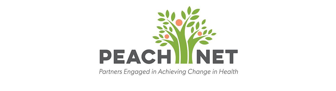 PEACHnet logo.