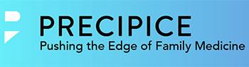 Precipice Magazine logo