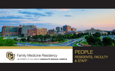 Family Medicine Residency People publication cover.