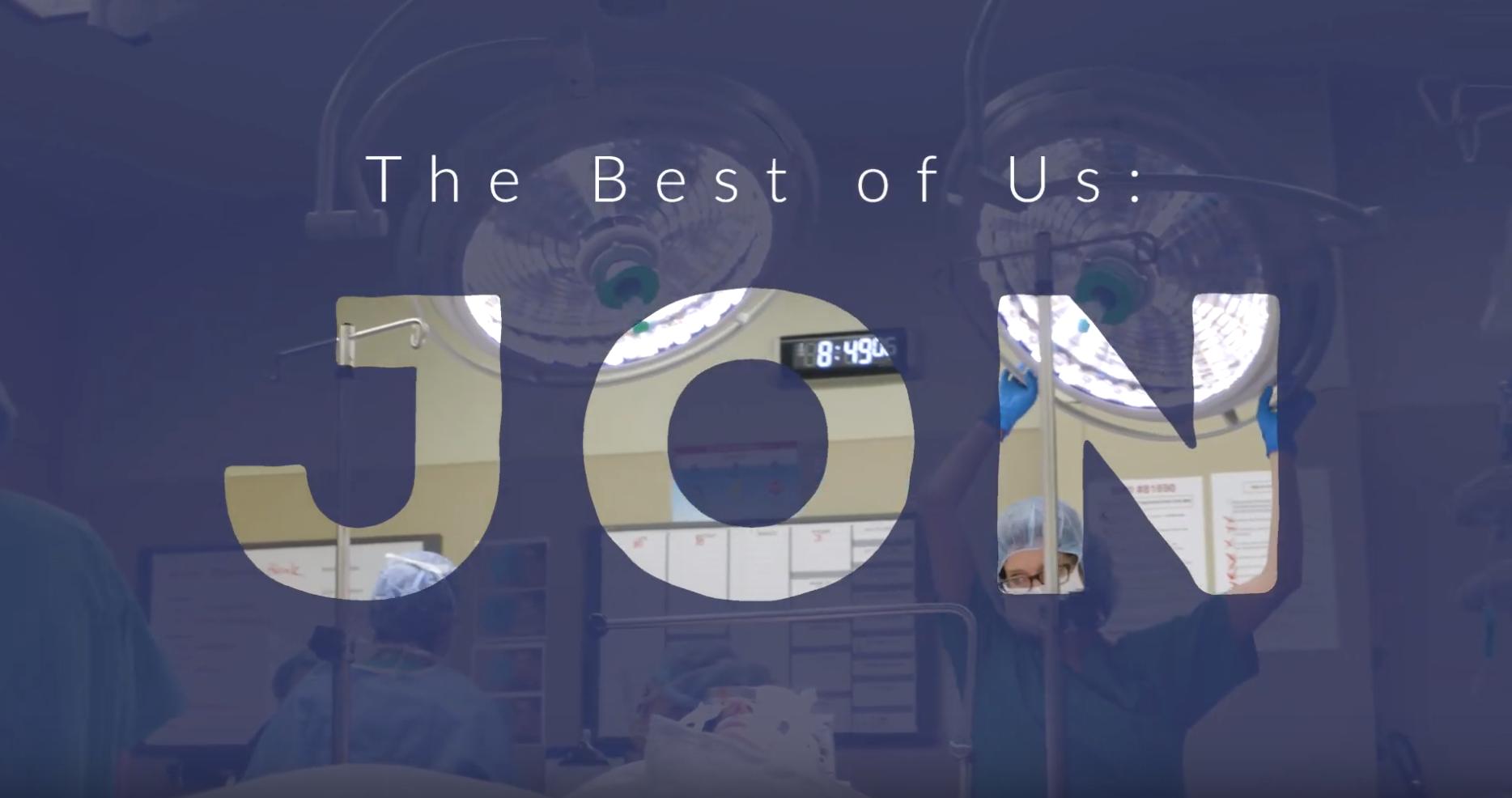 The Best of Us: Jon