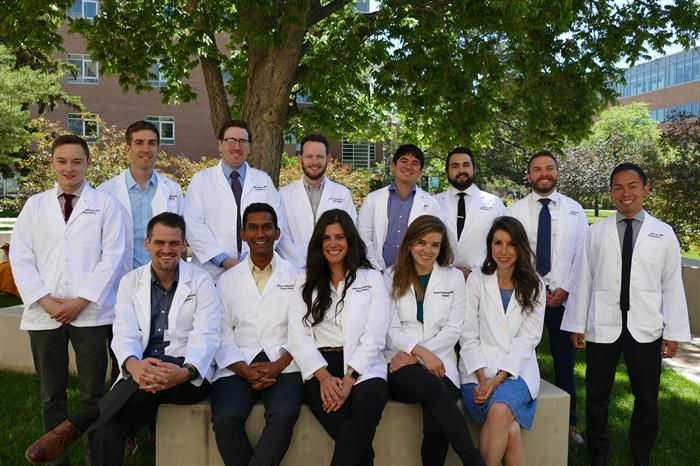 Intern White Coat Photo -web
