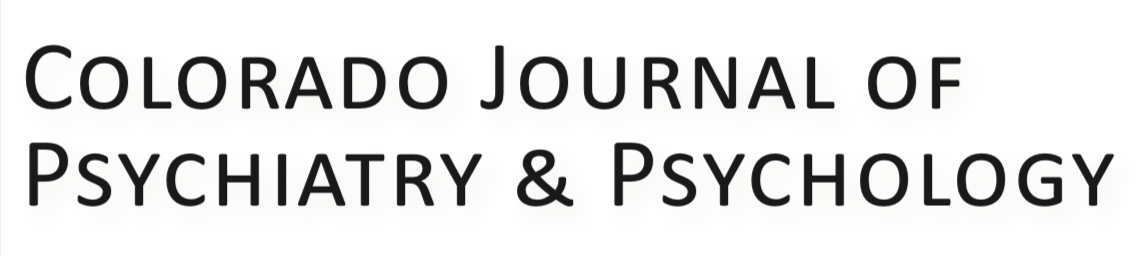 Colorado Journal of Psychiatry and Psychology