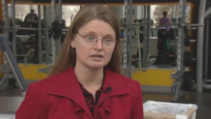 Amy Huebschman Exercise Study