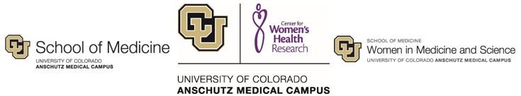 Women's Health Research Day Logos