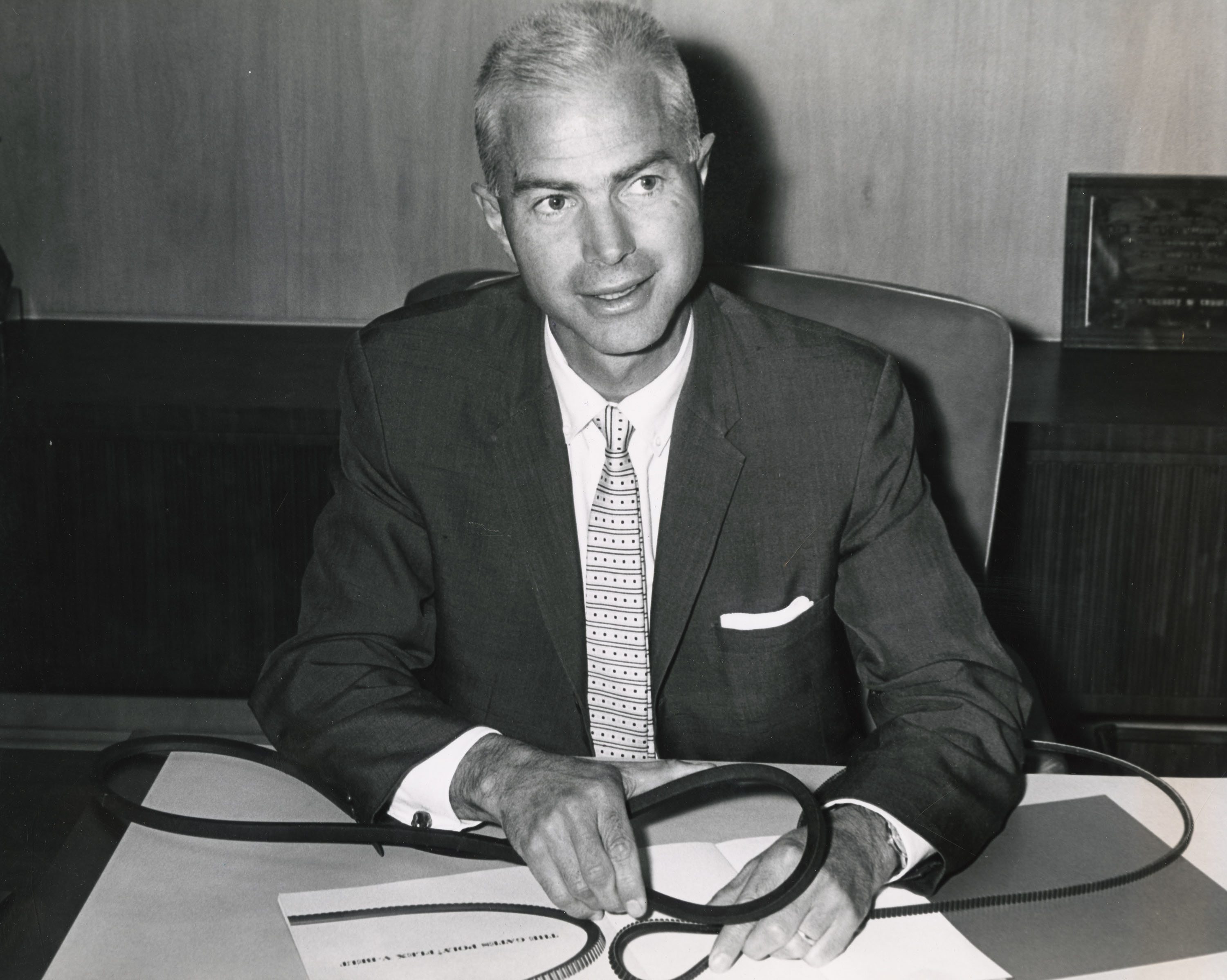 Charles C. Gates May 27, 1921, to August 28