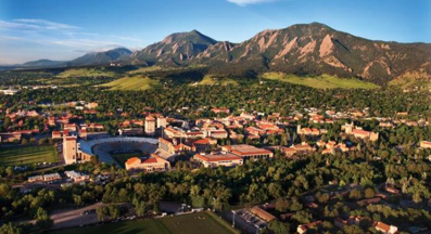 Ariel picture of Boulder Community Health