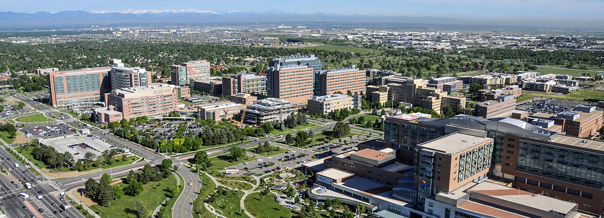 Picture of Anschutz Medical Campus