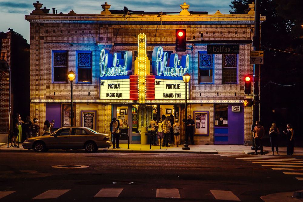 Picture of Bluebird Theater