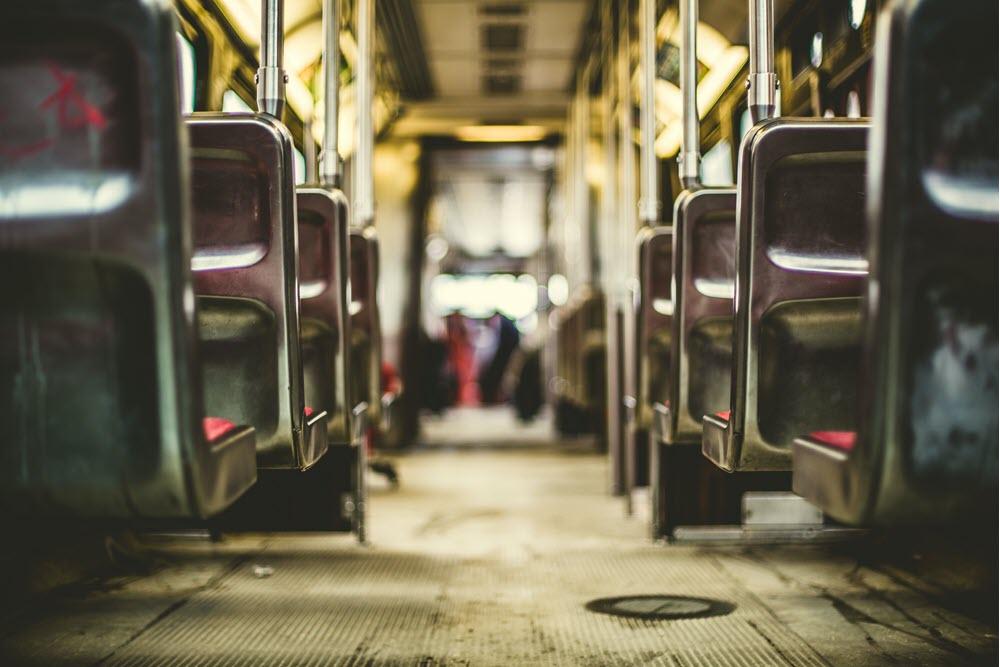 Picture of public transportation