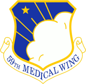 59th Medical Wing logo