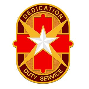 Dedication Duty Service logo
