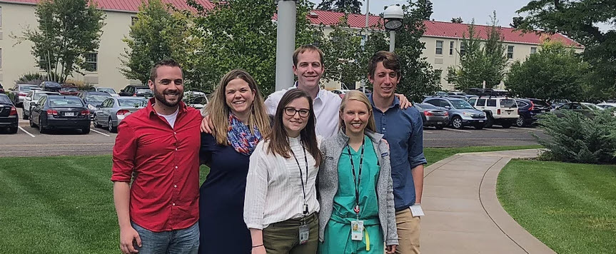 Picture of Monte Lab team