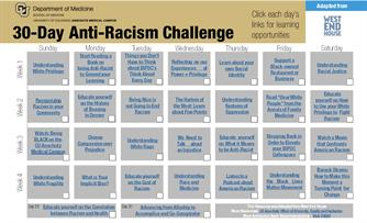 30-Day Anti-Racism Challenge