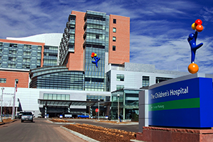 Children's Hospital Colorado exterior
