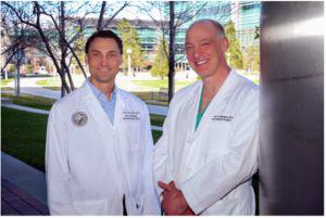 Drew Kern, Neurology, and Steve Ojemann, Neurosurgery