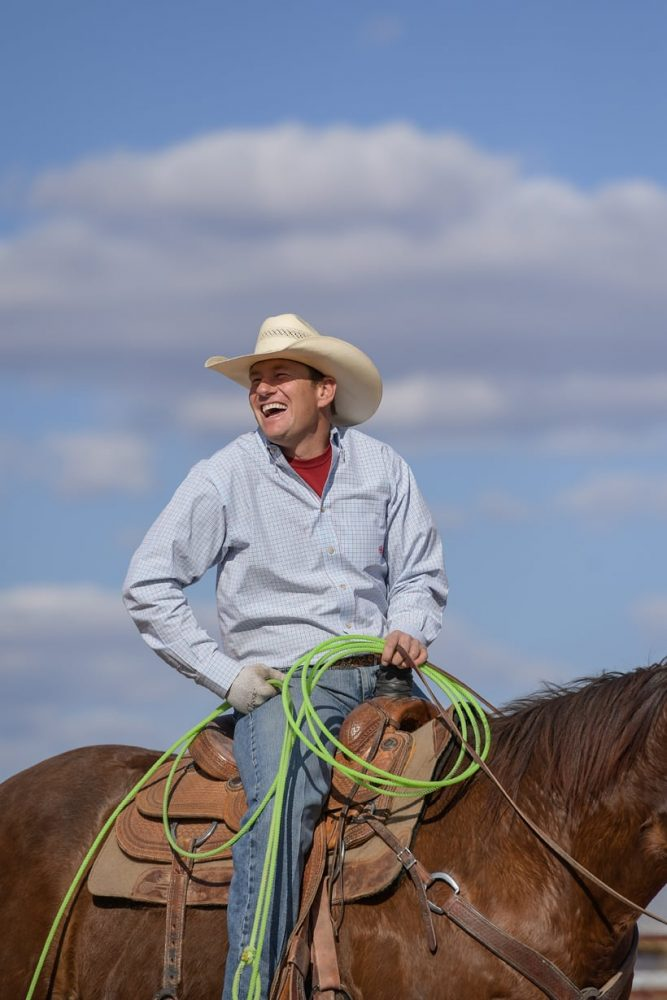 A Wyoming rancher nearly died in a terrible head-on crash. By chance, fate brought him to just the right doctor: a fellow cowboy who could help him get back in the saddle again.