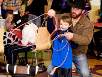 The Children's Colorado Rodeo Experience