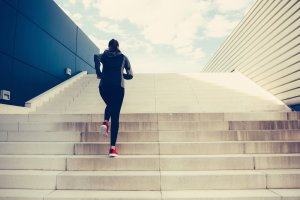 Dr. Kenneth Hunt - Benefits of Stair Climbing Exercise
