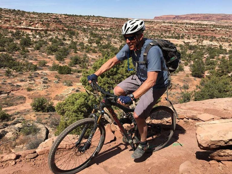 Moab, Utah-Blake, Hip Replacement