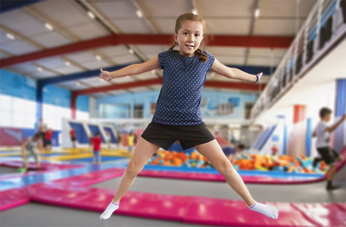 Trampoline Related Fractures
