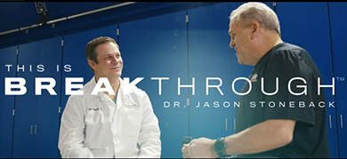 This is Breakthrough-Dr. Jason Stoneback