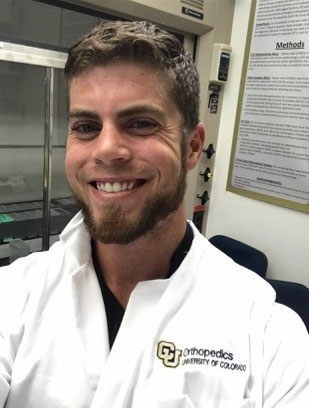 Steven Smiley, MS Student, Bioengineering