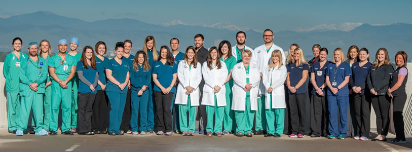 Burn Surgery team photo