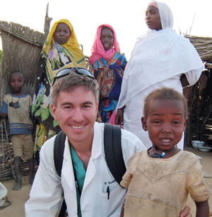 Kuwayama in Congo