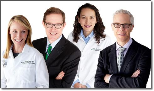Plastic Surgeons Group Photo