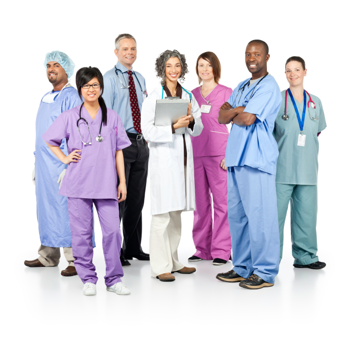 Group of medical providers