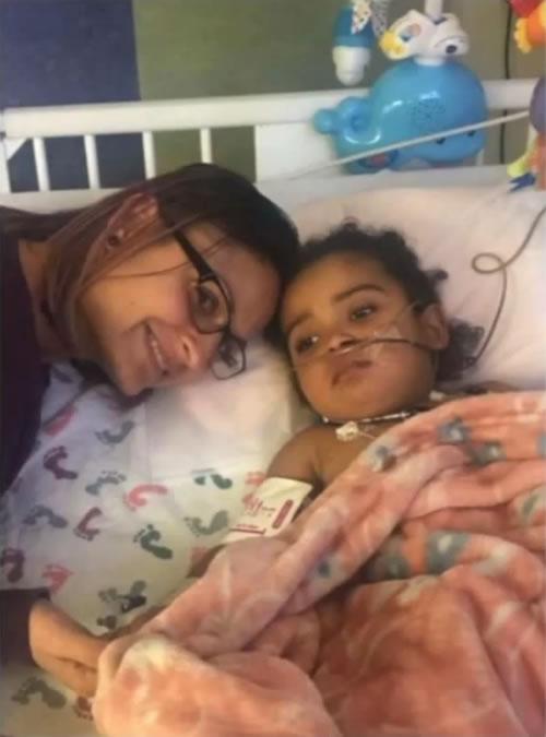Drea Richardson and her cousin Destiny