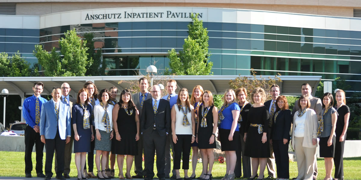 Surgical Oncology group photo