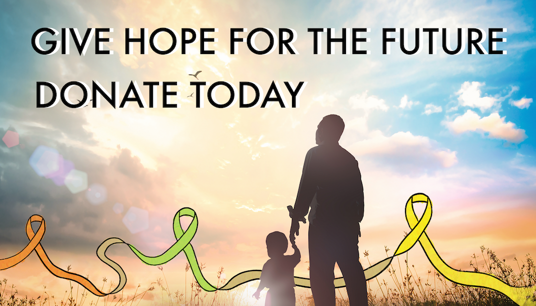 Give Hope for the Future: Donate Today