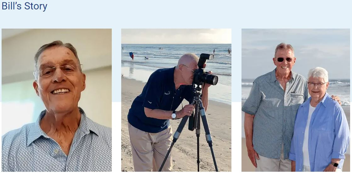 Bill Brennan: My Story is Online