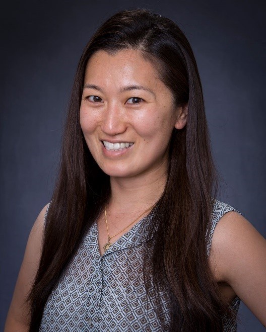Naoko Liu -- photo for Evans Lab