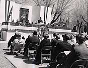 1968 JFK Building Groundbreaking