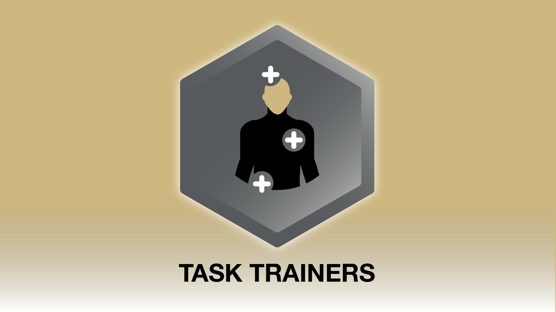 task trainers icon