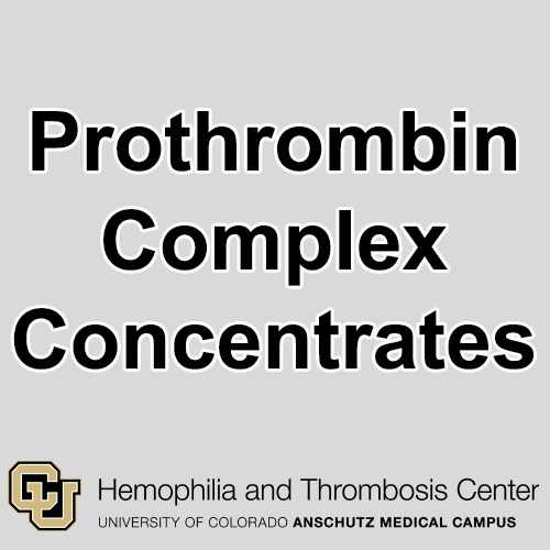 ProthrombinComplexConcentrate
